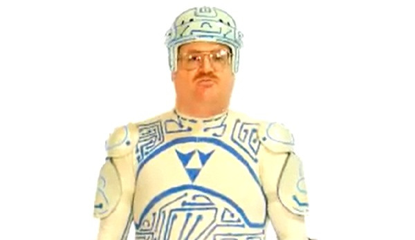 Tron Guy AAW