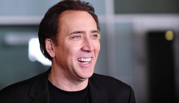 Nicolas Cage a Vampire