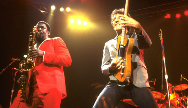 Clarence Clemons Passes Away - Mantenna