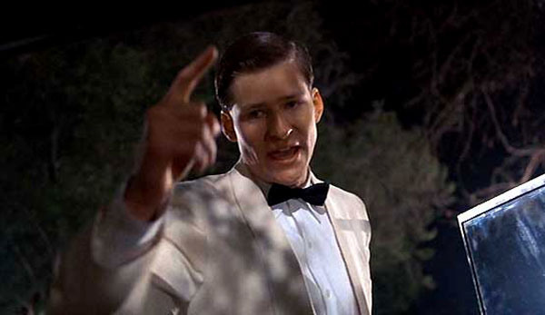 Biff Tannen vs. George McFly - Back to the Future - Image
