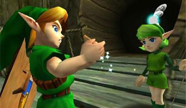 Legend of Zelda: Ocarina of Time 3D - Top Shelf Tuesday