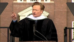 Dartmouth's Graduating Class Gets the Greatest Graduation Speech Ever from Conan O'Brien