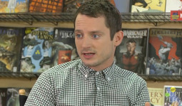Elijah Wood Loves Comic-Con