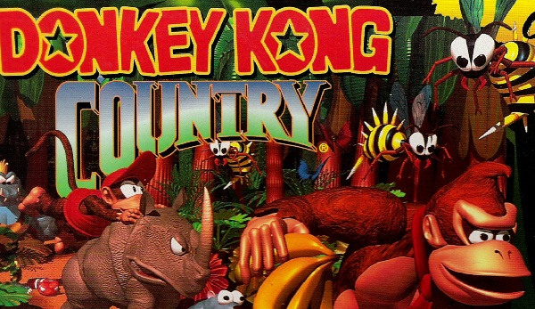 DONKEY KONG COUNTRY AAW