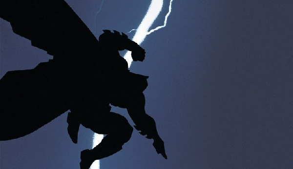 The Dark Knight Returns Frank Miller