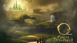 Comic 2012: Oz: The Great and Powerful Trailer