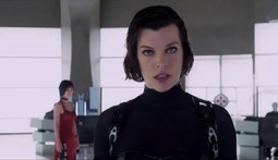 Brand New Resident Evil: Retribution Trailer