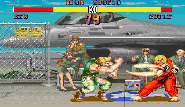 STREET FIGHTER II All Access Weekly