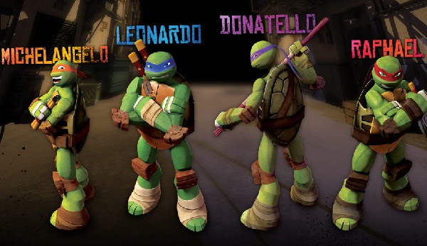 The Ninja Turtle Personality Quiz