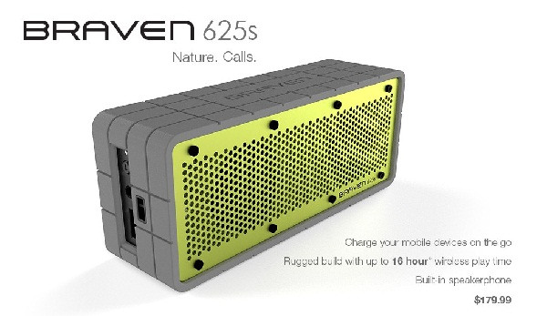 The Power Player: Braven 625S
