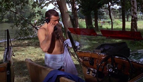 Car Phone Bond