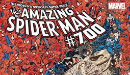 "Fans Go Nuts Over ""Amazing Spider-Man"" #700, SPIKE Was There First"