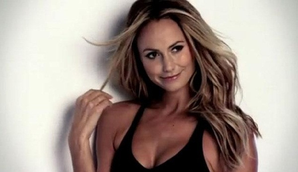 Stacy Keibler Melts Hearts On The Cover Of Men's Fitness