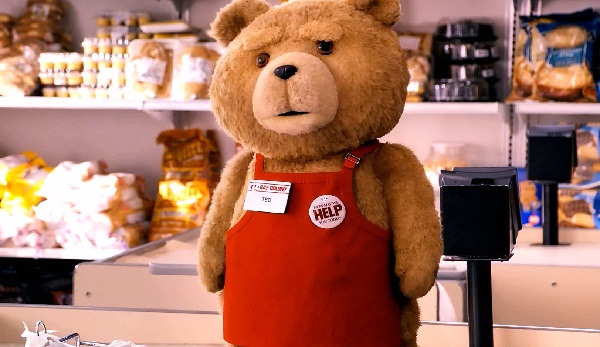 Ted Takes Over Guys Choice