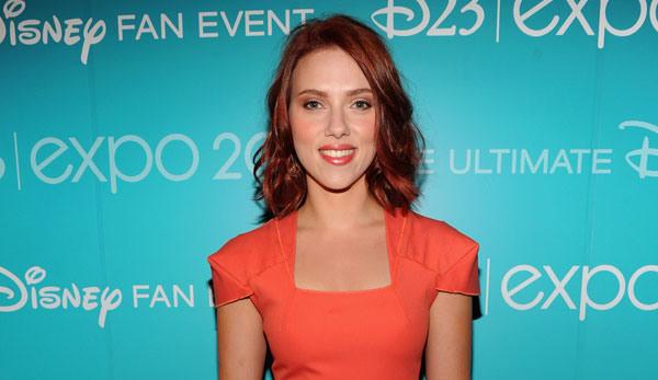 Scarlett Johansson Fights Back