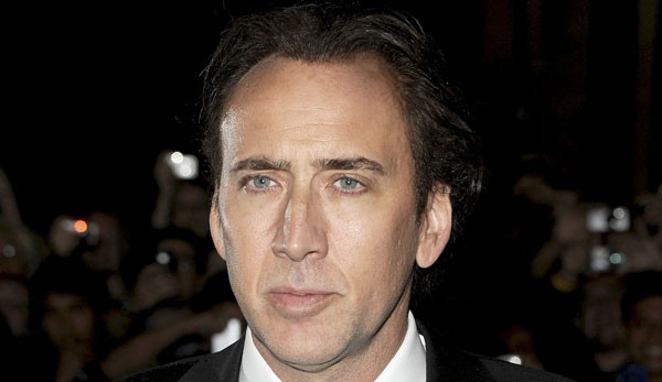 Nicolas Cage and the Mysterious Fudgesicle Intruder