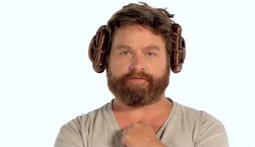 Celebrities Use Star Wars to Stand Up To Cancer