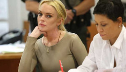 Lindsay Lohan is Headed to Trial