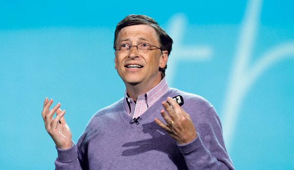 Bill Gates CES Bugs