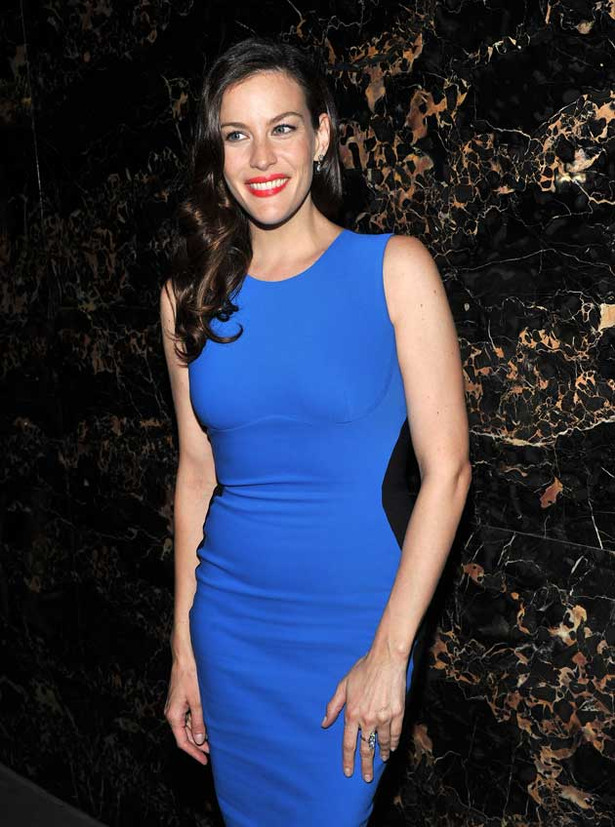 The Electric Blue Liv Tyler Edition