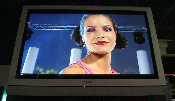 Plasma TV CES