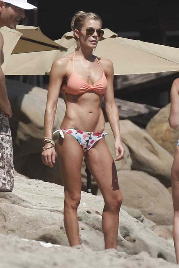 LeAnn Rimes' Bikini Birthday Bash