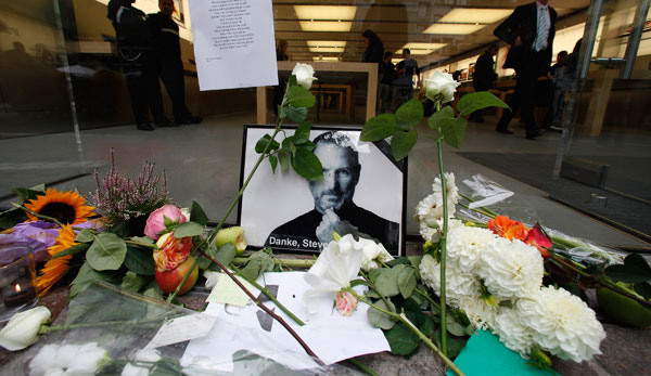 Steve Job Passes Away