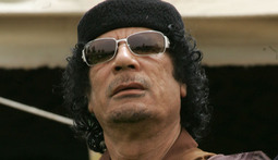 The Eight Creepiest Things Found in Muammar Gaddafi's Palace
