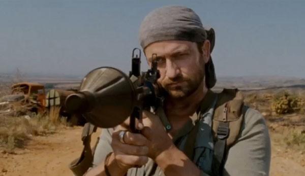 New Trailer for Machine Gun Preacher