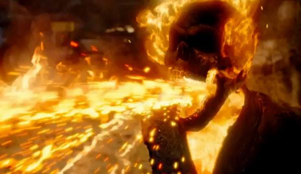 New Ghost Rider: Spirit of Vengeance Trailer