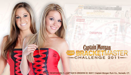 The Captain Morgan BracketMaster Challenge – Championship Match - Kelly vs. Nicole!