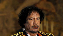 Muammar Gaddafi is Dead