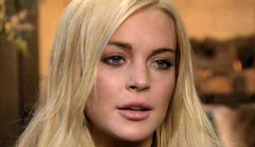 Lindsay Lohan Finally Talks