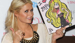 Paris Hilton Wants You to Know She's One of a Kind