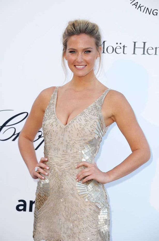 Bar Rafaeli Busts Out for Charity