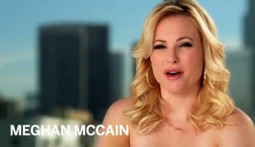 Meghan McCain Gets Naked, Causes Controversy