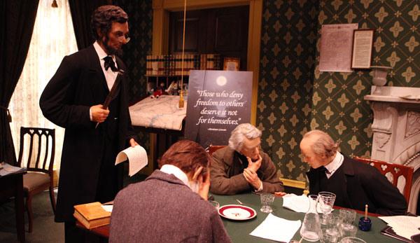 Abraham Lincoln: Vampire Hunter SpringField 1