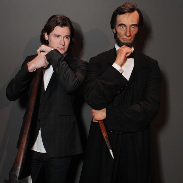 Abraham Lincoln: Vampire Hunter SpringField 3
