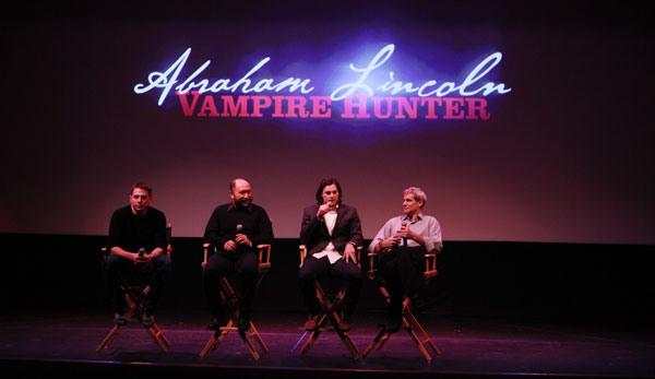 Abraham Lincoln: Vampire Hunter SpringField 4