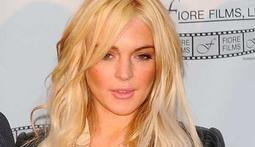 Lindsay Lohan's Ankle Bracelet Goes Off