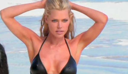 Sophie Monk Would One Day Like to Keep Her Clothes On