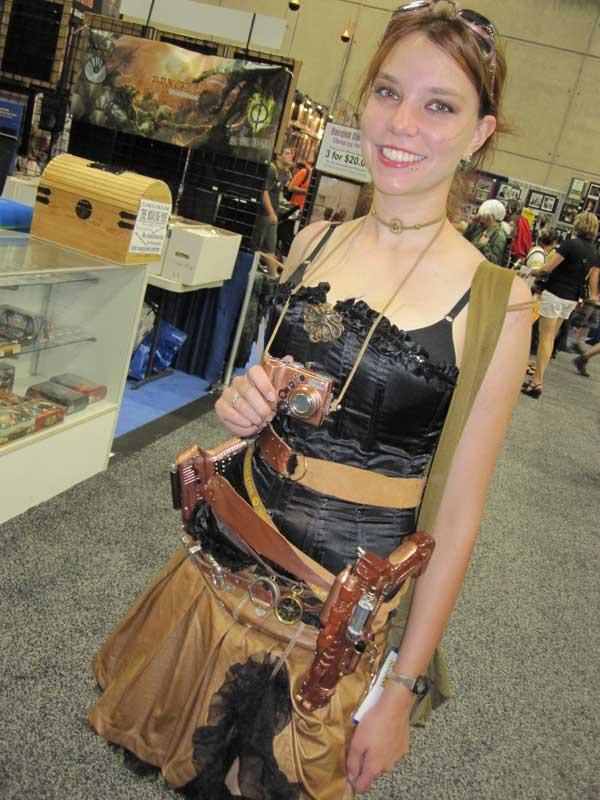 Comic-Con 2011: Cosplay Girls