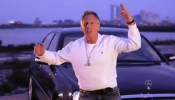Middle Aged White Man Celebrates Midlife Crisis with the Worst Rap Song Ever