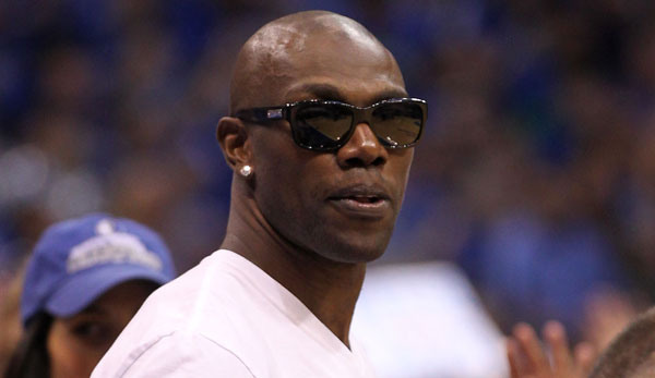 Terrell Owens Hospitalized for Possible Drug Overdose