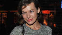 Win a Chance to Get Shot in the Face By Milla Jovovich
