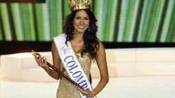 Miss Universe Candidate Busted Going Commando