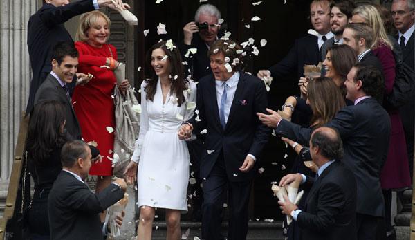 Paul McCartney Gets Married on John Lennon's Birthday