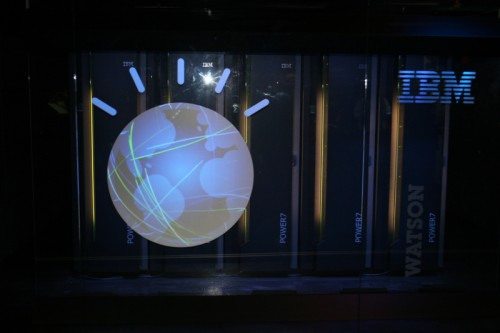 IBM's Watson Fights Cancer