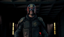 New Dredd Trailer