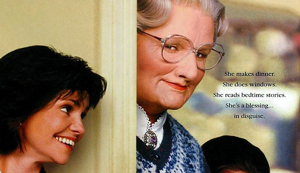 MRS. DOUBTFIRE All Access Weekly